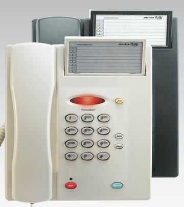 Telematrix SP100 Single Line Business Phone Black 191001