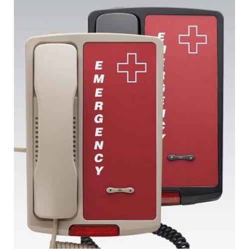 Scitec Aegis-LBE-08 Single Line Emergency Phone Black 80123