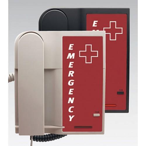 Scitec Aegis-LBE-09 Single Line Emergency Phone Black 90123