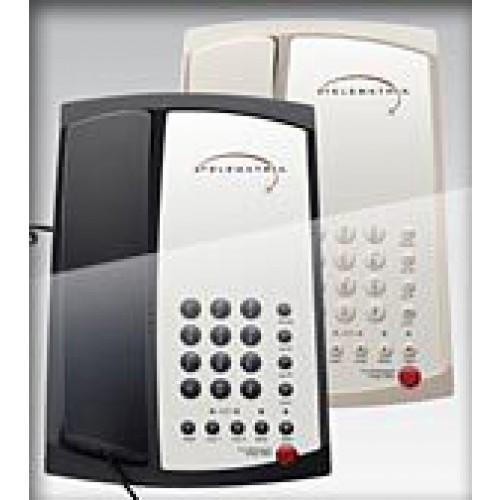 Telematrix 3102MWS Two Line Speakerphone Black 320491