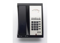 Telematrix 9600MWD5 1.9Ghz DECT 6.0 Guest Room Cordless 964591 Black