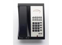 Telematrix 9600MWD 1.9Ghz DECT 6.0 Guest Room Cordless 965591 Black