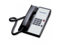 Teledex Diamond Hotel Hospitality Guestroom Telephone Black DIA653091