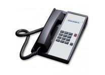 Teledex Diamond Hotel Hospitality Guestroom Telephone Black DIA653091