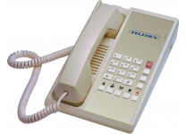 Teledex Diamond+5 Hotel Hospitality Telephone Ash DIA65139