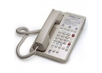 Teledex Diamond L2A Two Line Guestroom Telephone Ash