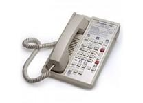 Teledex Diamond L2A Two Line Guestroom Telephone Ash