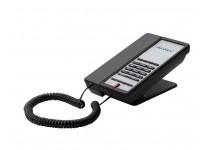 E100 - 4SGK Teledex Single Line Micro Footprint E Series Guestroom Phone