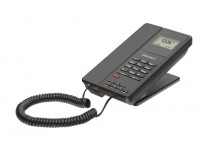 E200IP - ETrim Teledex Two Line Micro Footprint E Series IP Guestroom Phone