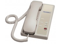 Teledex Nugget 3 Buton Guestroom Telephone Ash