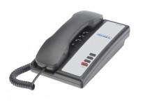 Teledex Nugget Guestroom Telephone Black