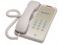 Teledex OPAL 1000 Basic Guest Room Telephone OPL76309