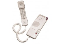 Teledex OPAL Two Line MW Trimline Guest Room Telephone OPL69159