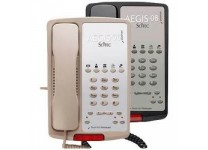 Scitec Aegis-5S-08 Single Line Speakerphone Hotel Phone 5 Button Ash 88051