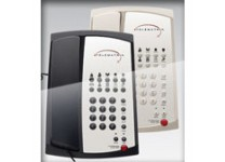 Telematrix 3102MWD Two Line 10 Button Speakerphone Black 323591